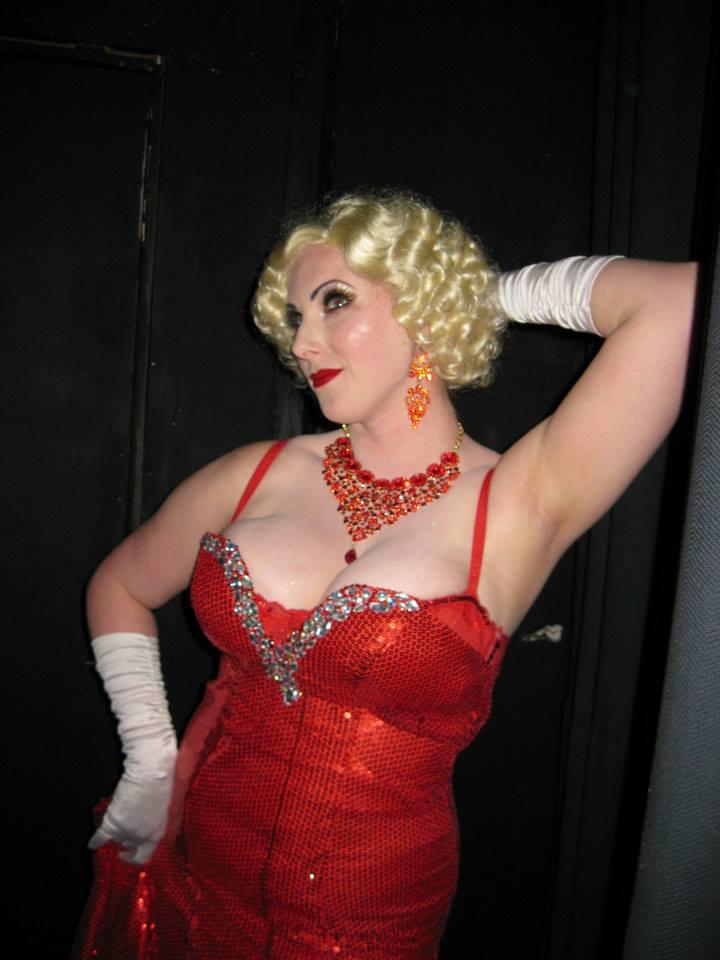 Mae West tribute